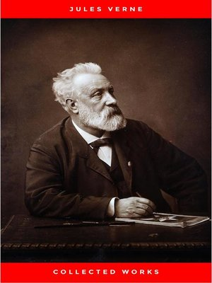 cover image of Jules Verne (Leather-bound Classics)