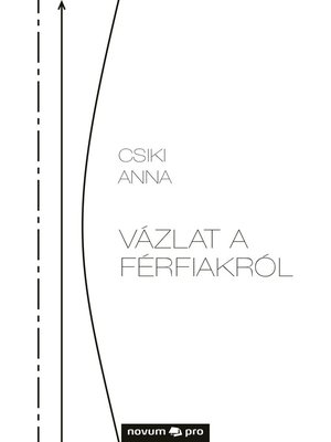 cover image of Vázlat a férfiakról