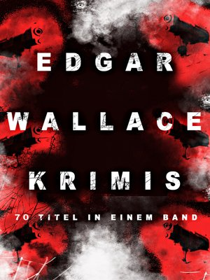cover image of Edgar Wallace-Krimis