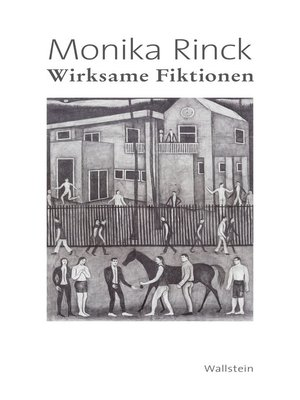 cover image of Wirksame Fiktionen