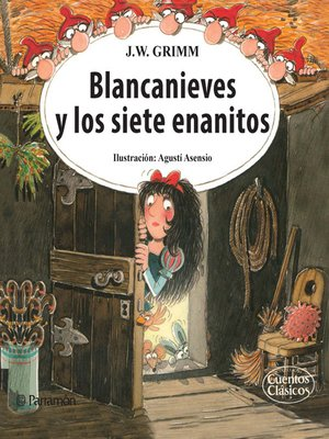 cover image of Blancanieves y los siete enanitos