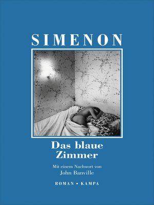 cover image of Das blaue Zimmer