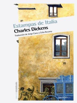 cover image of Estampas de Italia