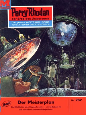 cover image of Perry Rhodan 262