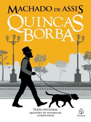 cover image of Quincas Borba