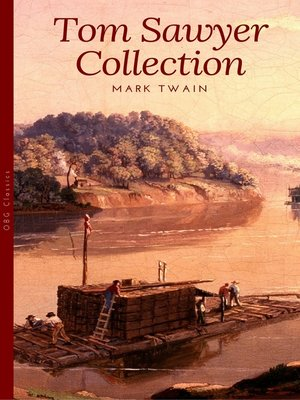 cover image of Tom Sawyer Collection--All Four Books