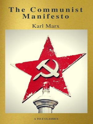 cover image of The Communist Manifesto (Active TOC, Free Audiobook) (A to Z Classics)