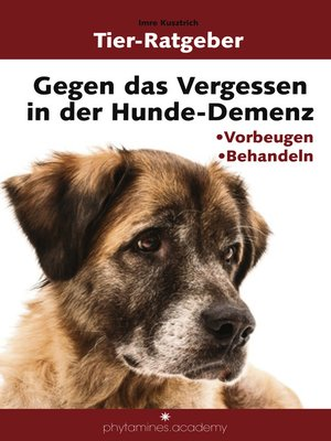 cover image of Gegen das Vergessen in der Hunde-Demenz