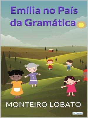 cover image of Emília no País da Gramática