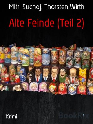 cover image of Alte Feinde (Teil 2)