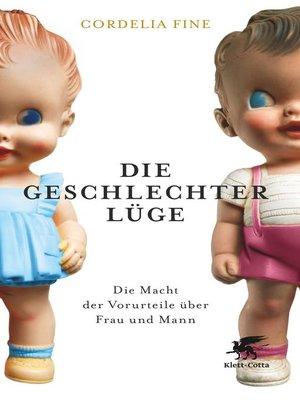 cover image of Die Geschlechterlüge