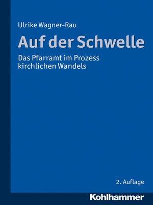 cover image of Auf der Schwelle