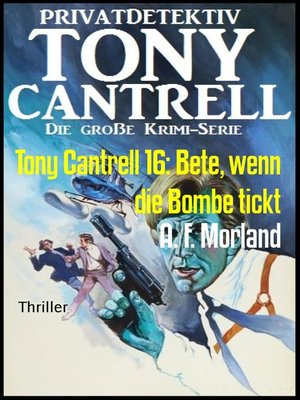 cover image of Tony Cantrell 16