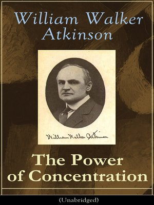 cover image of The Power of Concentration (Unabridged)