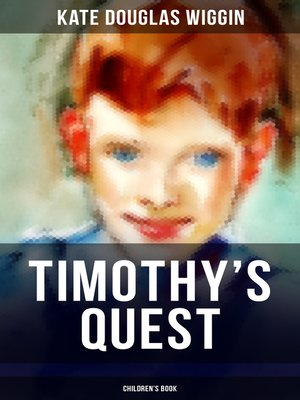cover image of TIMOTHY'S QUEST (Children's Book)