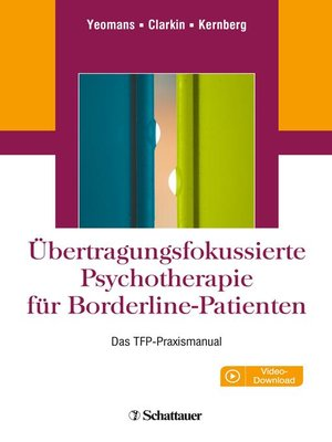 cover image of Übertragungsfokussierte Psychotherapie für Borderline-Patienten