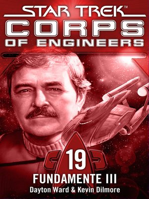 cover image of Star Trek--Corps of Engineers 19