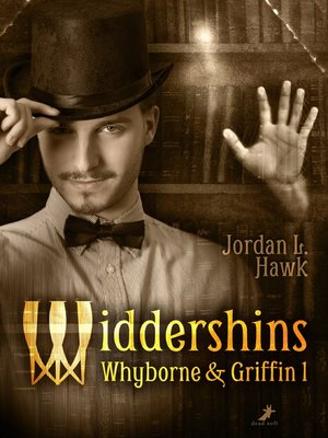 cover image of Widdershins--Whyborne & Griffin