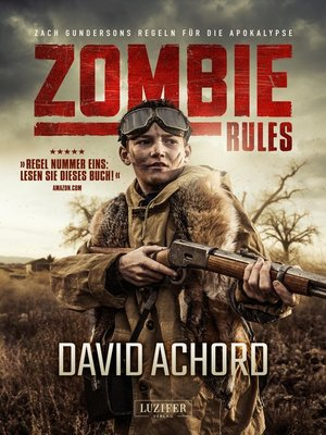 cover image of ZOMBIE RULES