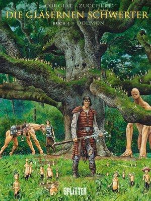 cover image of Die Gläsernen Schwerter. Band 4