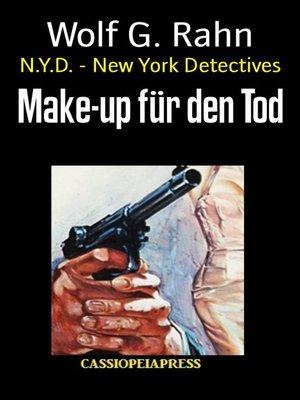 cover image of Make-up für den Tod