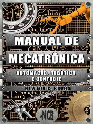 cover image of Manual de Mecatrônica