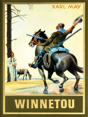 cover image of Winnetou. Zweiter Band