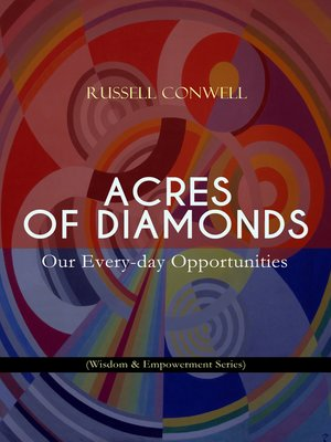 cover image of ACRES OF DIAMONDS