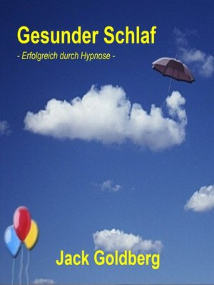 cover image of Gesunder Schlaf