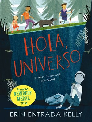 cover image of Hola, Universo
