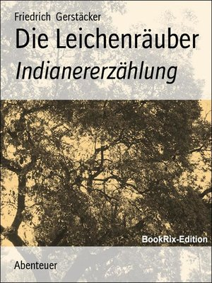 cover image of Die Leichenräuber