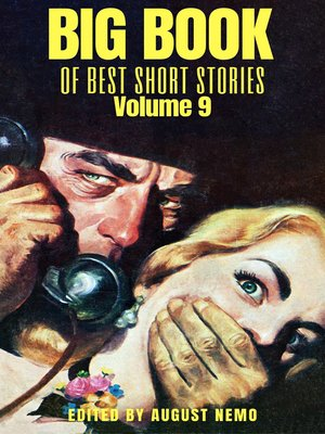 cover image of Big Book of Best Short Stories--Volume 9