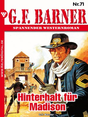 cover image of G.F. Barner 71 – Western