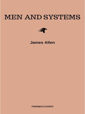 cover image of Men and Systems