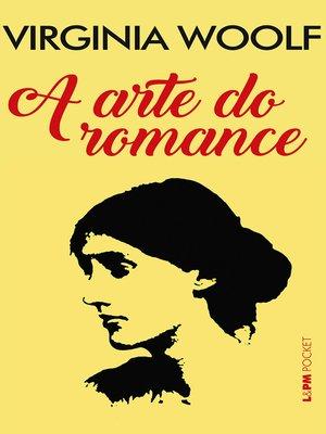 cover image of A arte do romance