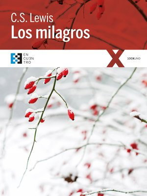 cover image of Los milagros