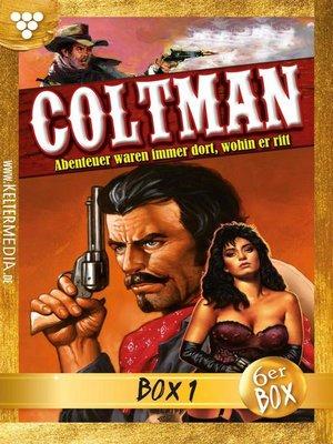 cover image of Coltman 6er Jubiläumsbox 1
