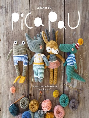cover image of A banda do PicaPau