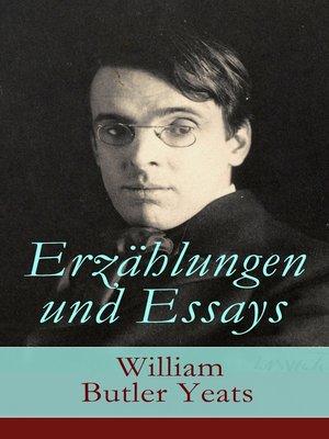 cover image of Erzählungen und Essays