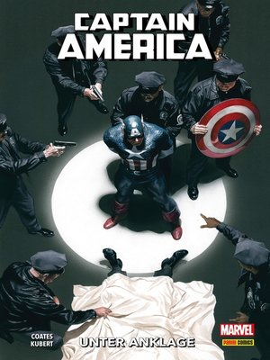 cover image of Captain America 2