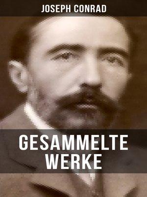cover image of Gesammelte Werke von Joseph Conrad