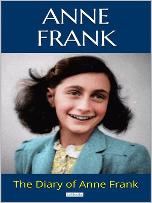 cover image of THE DIARY OF ANNE FRANK