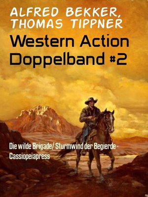 cover image of Western Action Doppelband #2