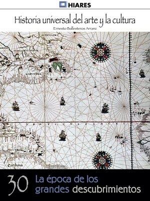 cover image of La época de los grandes descubrimientos