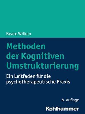 cover image of Methoden der Kognitiven Umstrukturierung