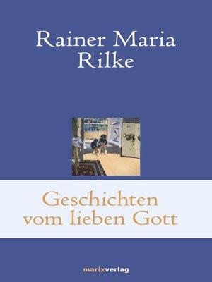 cover image of Geschichten vom lieben Gott