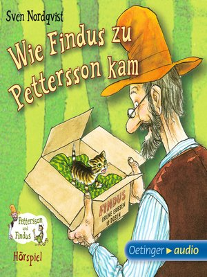 cover image of Wie Findus zu Pettersson kam