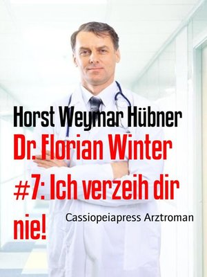 cover image of Dr. Florian Winter #7