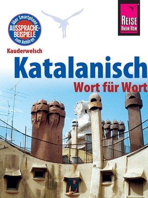 cover image of Katalanisch--Wort für Wort