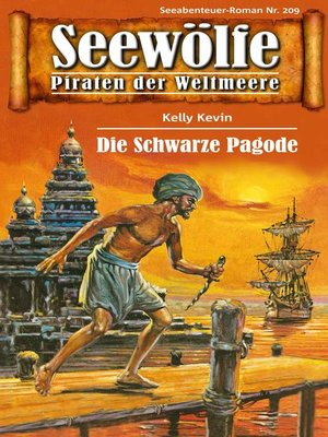 cover image of Seewölfe--Piraten der Weltmeere 209